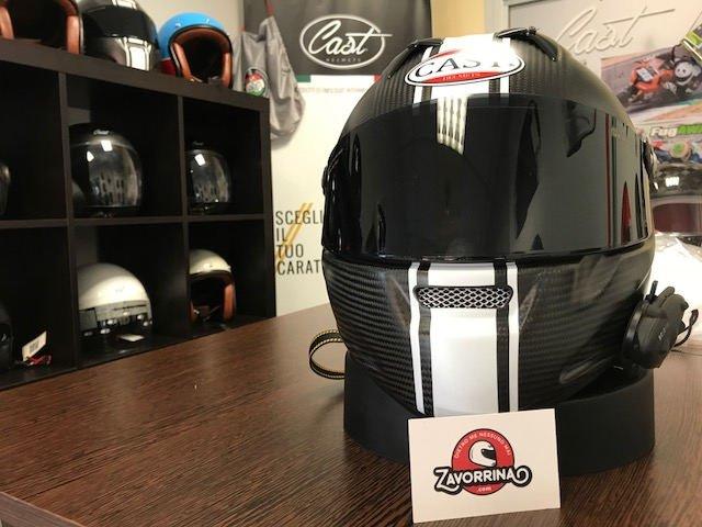 CAST Il nuovo casco di Zavorrina