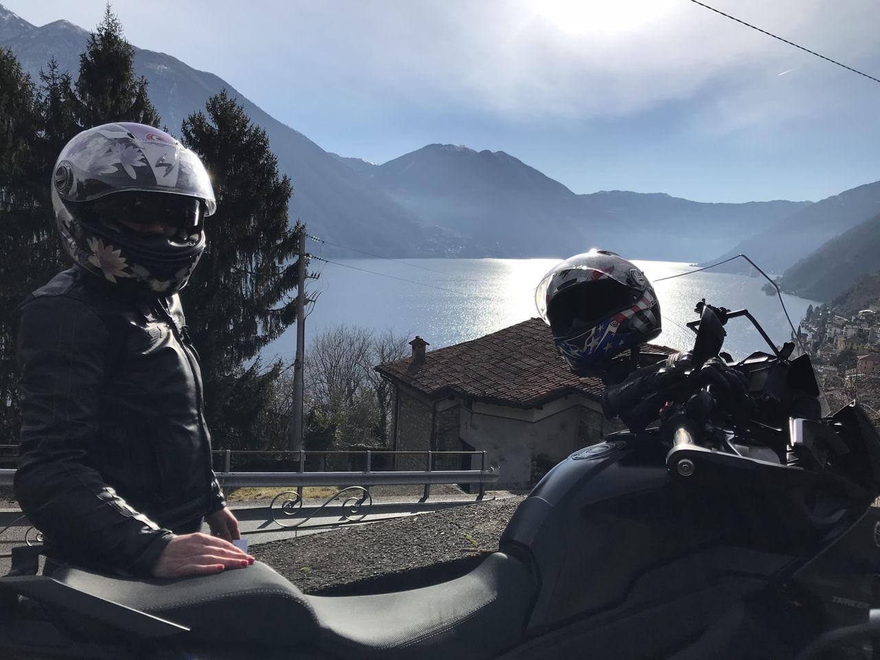 Balcone D'Italia tra Sole e Neve