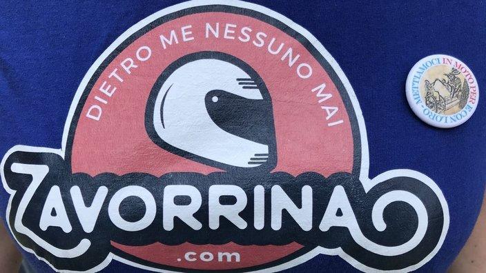 ZAVORRINA @ METTIAMOCI IN MOTO PER E CON LORO