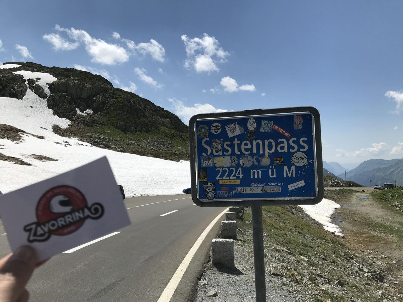 4 passi in svizzera sustenpass