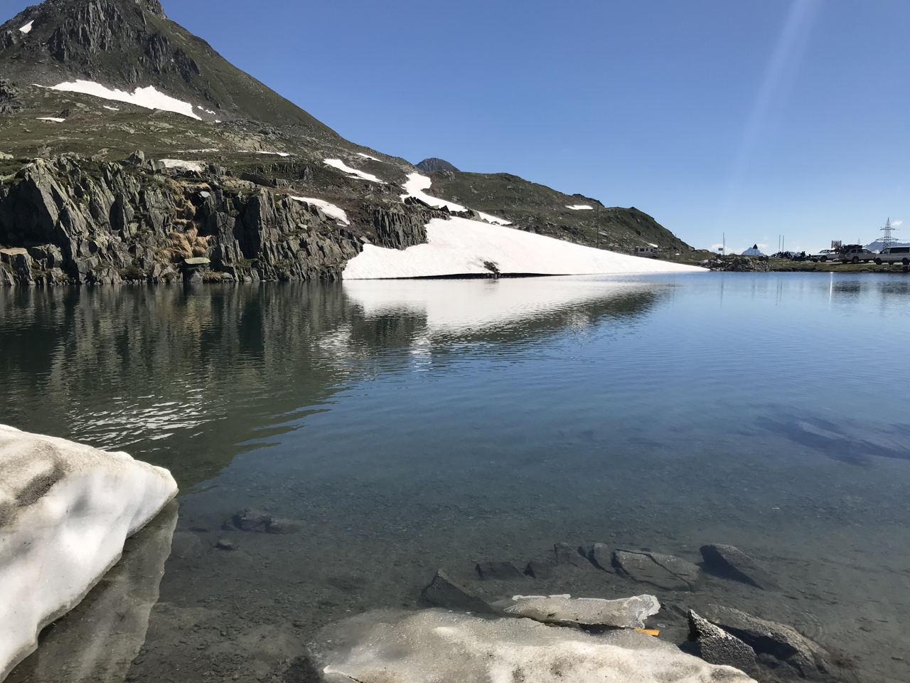 4 passi in svizzera