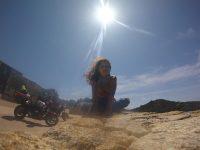 Zavorrina Daniela e il suo viaggio in Corsica 2018