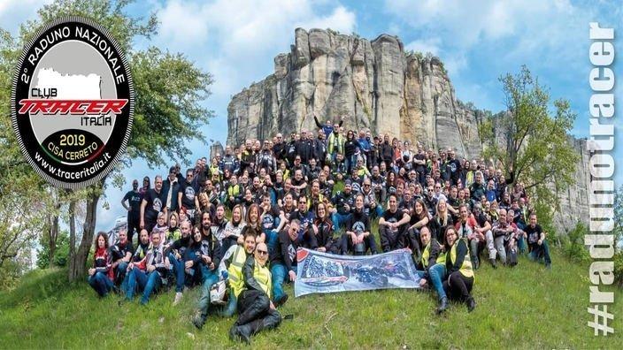 2° Raduno Nazionale Tracer – CISA CERRETO 2019
