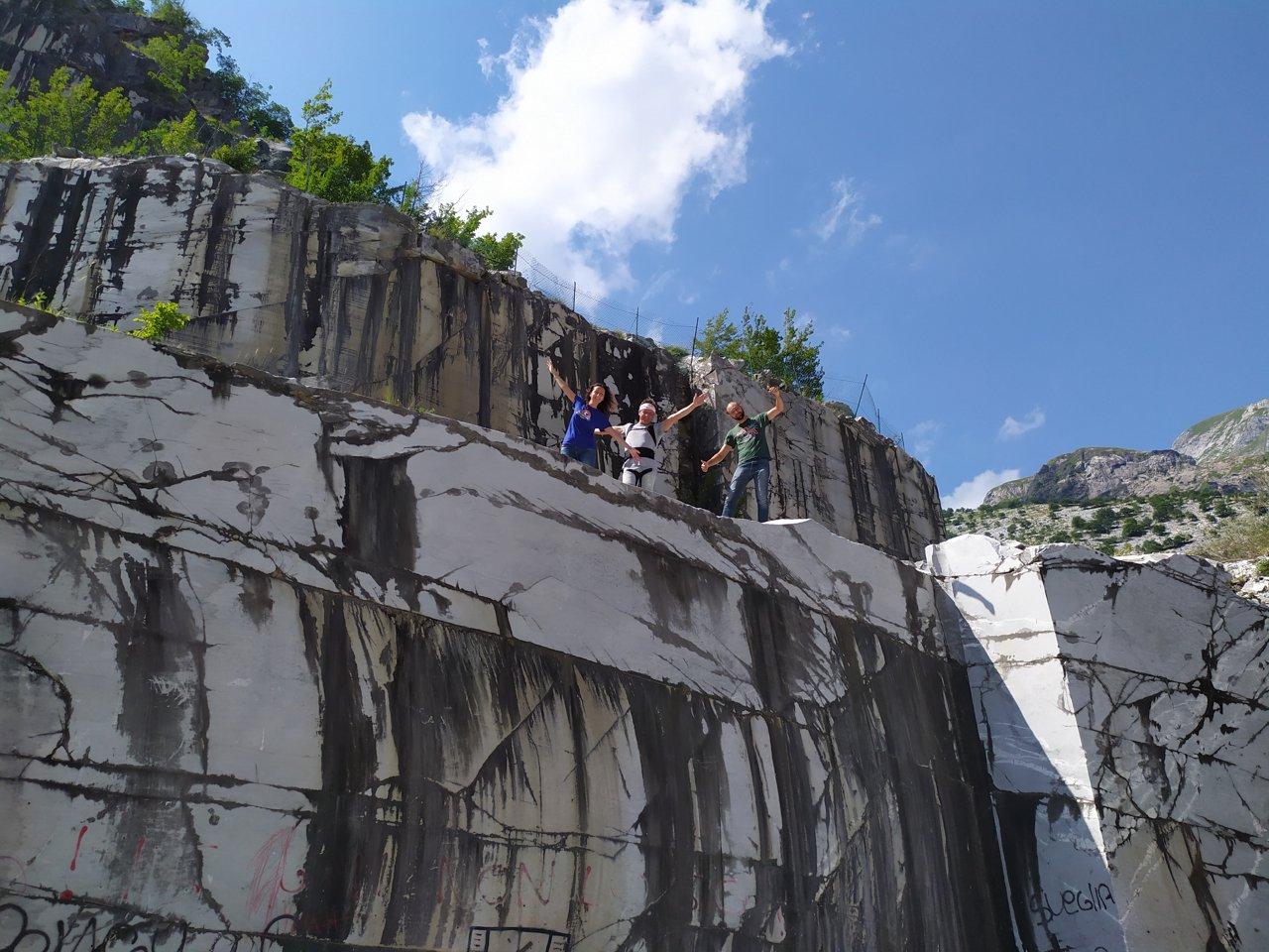 Alpi Apuane - Cave Henraux