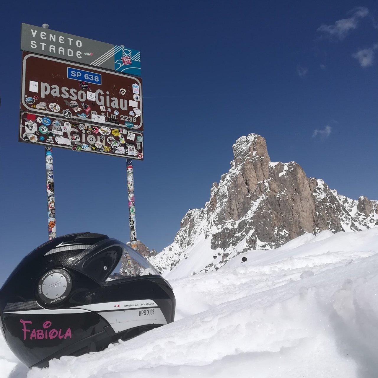 zavorrina Fabiola - Passione per la moto